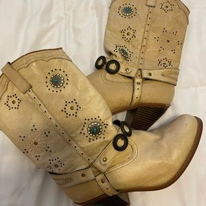 Size 8 1/2 boots from Boot Barn